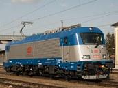 Lokomotiva 109E od �kody Transportation