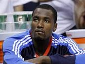Serg� Ibaka z Oklahoma City Thunder.