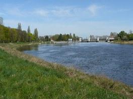 Cejnové pásmo řeky Labe