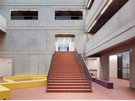 Kategorie Novostavba: Nov� budova �VUT, auto�i: Alena �r�mkov�, Tom� Koumar, Luk� Ehl / �r�mkov� architekti