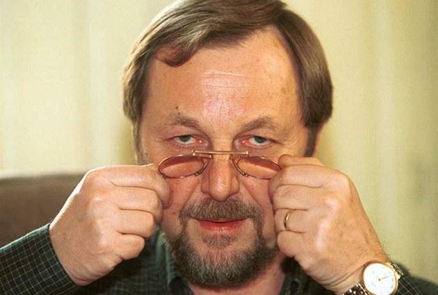 Psycholog Slavomil Hubálek nepracoval jen se sexuálními devianty, jako soudní