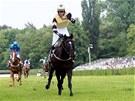 První kvalifikaci na Velkou pardubickou 2011 vyhrál kůň Baggio s žokejem Jaroslav Myška.