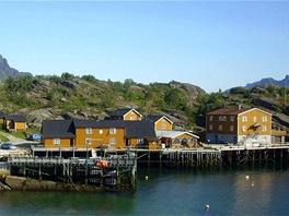 Poklidn� vesni�ka Ballstad