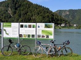 Na Dunajské stezce u Schlögenu