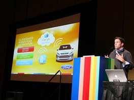Firma Ford testuje použití předpovídání a sledování vzorů chování pro ekologičtější provoz automobilů