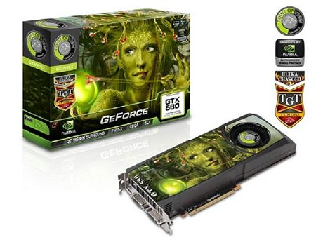 PoV GeForce GTX 580 Ultra Charged
