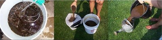 P��prava �ajov�ho kompostu krok za krokem