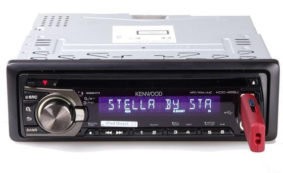Kenwood KDC-445U