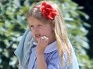 Apple, dcera Gwyneth Paltrowov� a Chrise Martina v hork�m trendu - podkolenk�ch. - M�dn� kreace d�t� celebrit