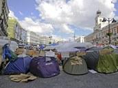 Protesty v Madridu (29. května 2011)
