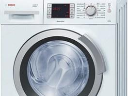 Nová pračka Bosch Logixx6 vypere 5,5 kg prádla a je ideální do malých domácností.