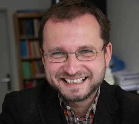 Historik Michal Pullmann