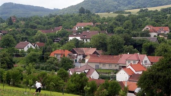 Obec Komňa se stala vesnicí roku Zlínského kraje.
