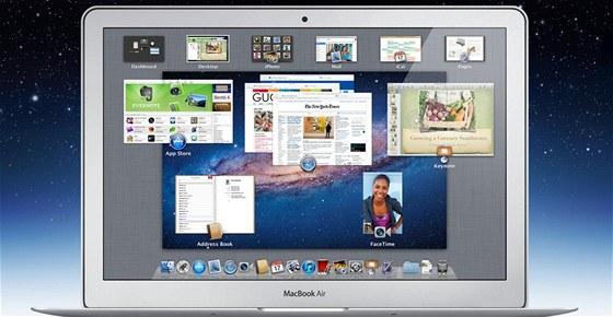 Operační systém Mac OS X Lion