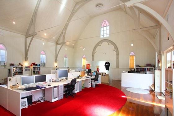 Objekt je dnes využíván jako kanceláře reklamní agentury.