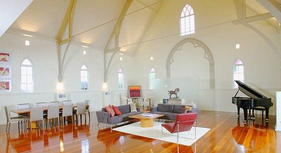 Rekonstrukci výjimečné stavby svěřili majitelé architektonickému studiu Willis Greenhalgh Architects.