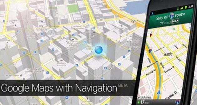 Plnohodnotná offline navigace od Googlu mo�ná u� v lét�