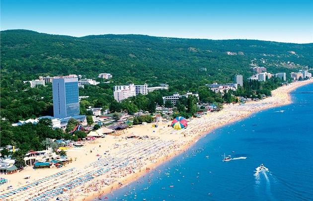 Bulharsko, Zlaté Písky