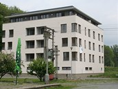 Nový bytový dům v Kvasinách na Rychnovsku.