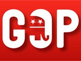 Znak amerických Republikánů