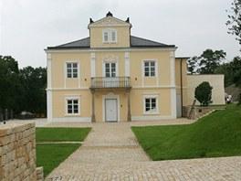 Lumbeho vila na Pražském hradě