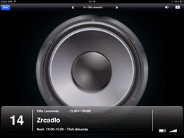 Elgato Tivizen - screenshot - DVB-T rádio