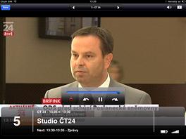 Elgato Tivizen - screenshot - toolbar