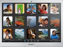 Operační systém Mac OS X Lion - aplikace v režimu zobrazení na celou obrazovku