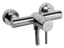 Sprchov� baterie Jika Mio �et�� vodu d�ky technologii Optim Eco, kter� umo��uje efektivn� kontrolovat teplotu i pr�tok vody.
