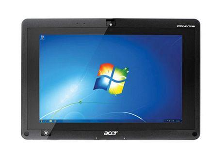 Tablet Acer s procesorem Z-10