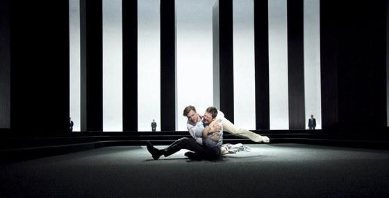 P�ehl�dka Theatertreffen 2011 - inscenace hry Friedricha Schillera Don Carlos