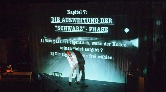Přehlídka Theatertreffen 2001 - Christoph Schlingensief: Via Intolleranza II