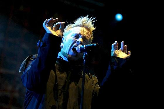 Primavera Sound Music Festival 2011 - Johny Rotten ze Sex Pistols