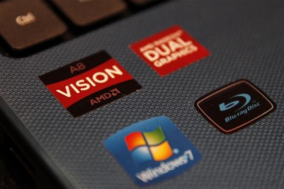 Procesory Llano se budou prodávat v noteboocích s logem platformy AMD Vision.
