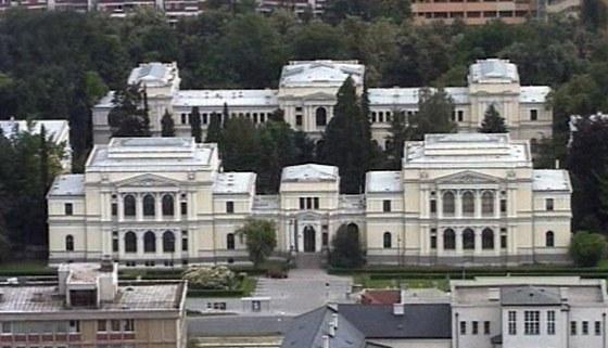 Zemské muzeum v Sarajevu, Karel Pařík, 1907–1912