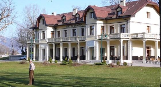 Ilidža – hotel Hercegovina