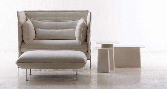 Alcove – intimní sezení se zvýšeným opěrákem