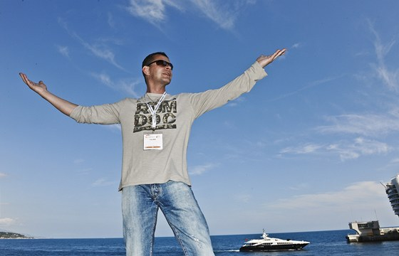 Filip Ren� v Monte Carlu