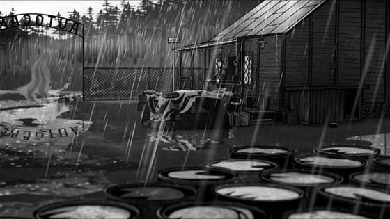 Déšť a zase déšť: bez něj by byl účinek Nebela poloviční.
