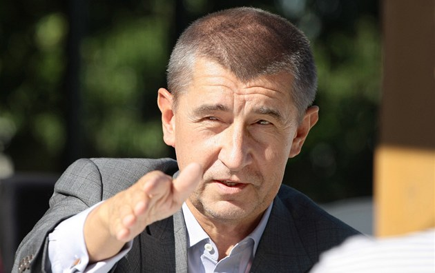 Podnikatel Andrej Babi�
