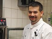 Martin Procházka, zástupce šéfkuchaře hotelu Alcron