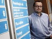 Ředitel pardubické nemocnice Tomáš Gottvald