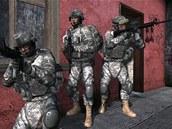 America Army 3 bez loga