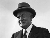 Thomas Watson (1874 - 1956), první ředitel firmy IBM