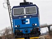 Dvousystémová lokomotiva ČD Cargo 363.5 (přestavba z 163)