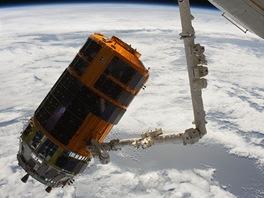 HTV 2 se odděluje od ISS koncem března