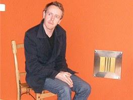 Ronan na Baťově židli ve Zlíně, 2005