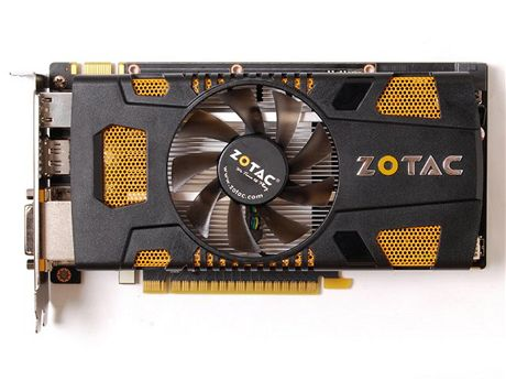 GeForce GTX 550 Ti Multiview