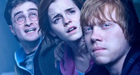 Z filmu Harry Potter a Relikvie smrti - ��st 2