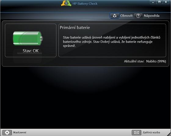 HP Battery Check